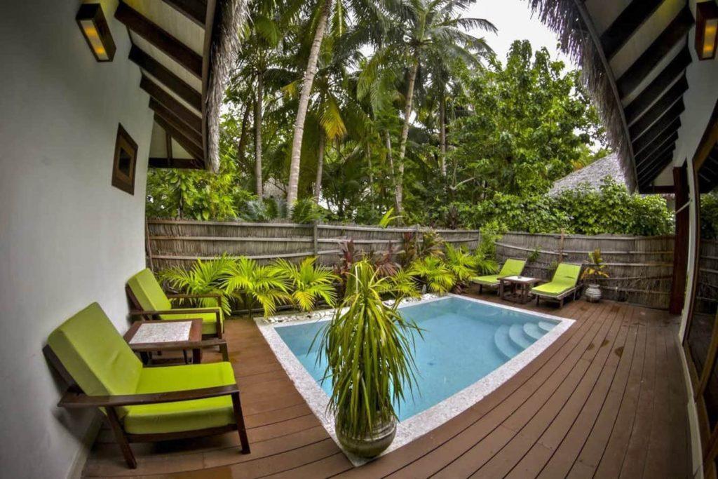 Villas avec piscine privative